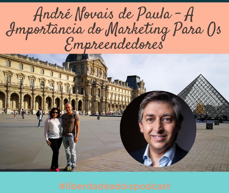 André Novais de Paula – A Importância do Marketing